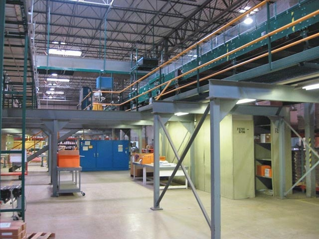 Image result for conveyor system increase space
