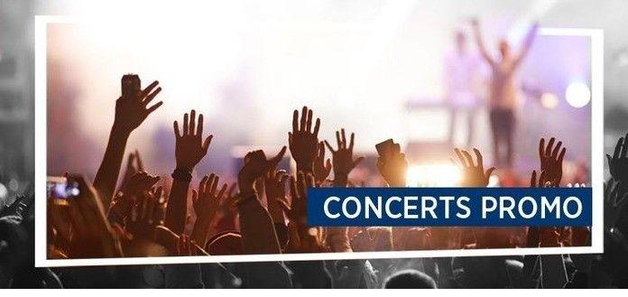Profita acum! Concerte noi in oferta Eventuria.ro