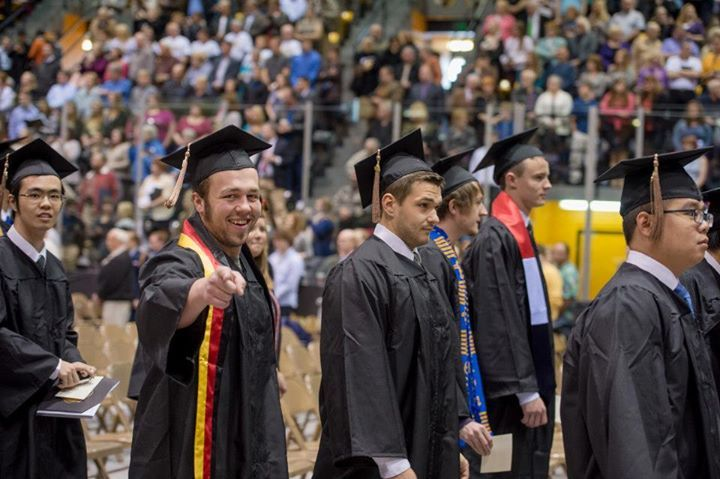 Spring Commencement 2013 http://www.payscale.com/research/US/School=Michigan_Technological_University/Salary