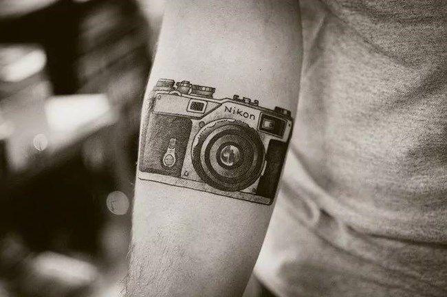 19 tatuagens incríveis para você homenagear a sua profissão - Mega Curioso