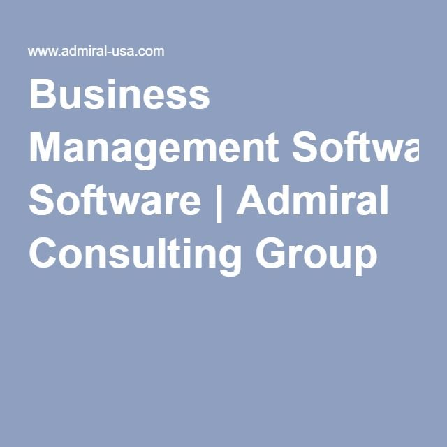 United States: Admiral Consulting Group
