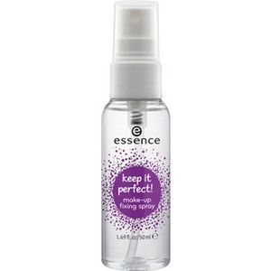 keep it perfect! make-up fixing spray - essence cosmetics