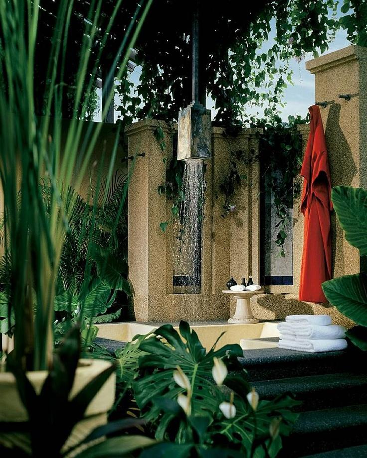 Bathroom Outdoor: 1678 Best Outdoor Shower Images On Pinterest