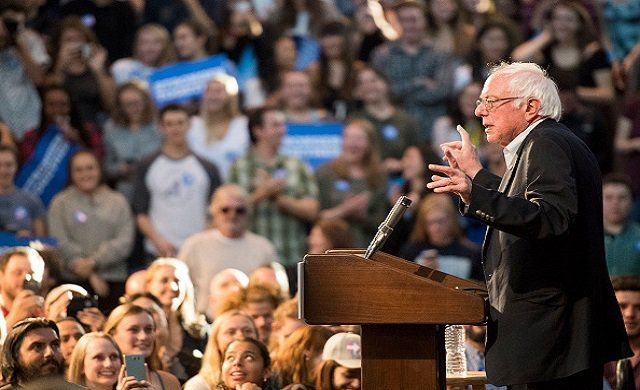 JUST IN: Bernie Sanders Gives DEFIANTLY ANGRY Response To Trump Being Elected President - Vermont Senator Bernie Sanders's campaign has responded to the news of Donald Trump's victory. He is not not happy with the results.