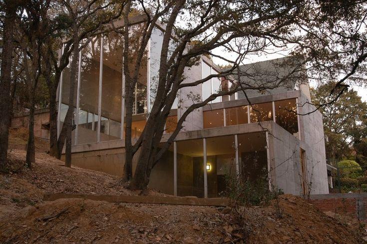 Casa Sayavedra / Taller de Arquitectura-Mauricio Rocha, Courtesy of Taller De Arquitectura- Mauricio Rocha