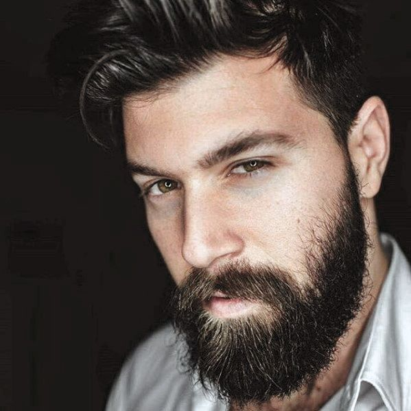 Incredible 50 Nice Beard Styles For Men Masculine Facial Hair Ideas Beard Natural Hairstyles Runnerswayorg