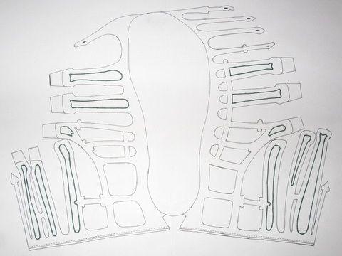 sandal pattern - Google keresés
