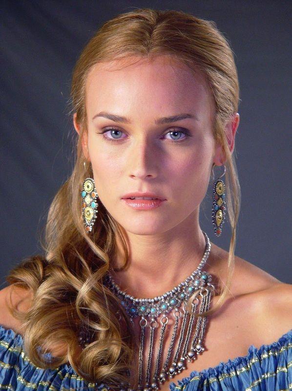 Diane Kruger as Helen of Troy