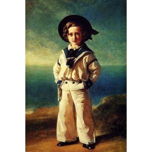 Albert Edward, Prince of Wales |  Original painting by Franz Xaver Winterhalter