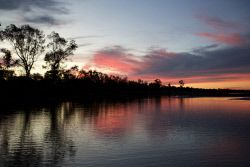 TWA-0049408 © WestPix Fishing trip on Pentecost River with Home Valley Station, Gibb River Road, East Kimberley. Picture: Stephen Scourfield The West Australian