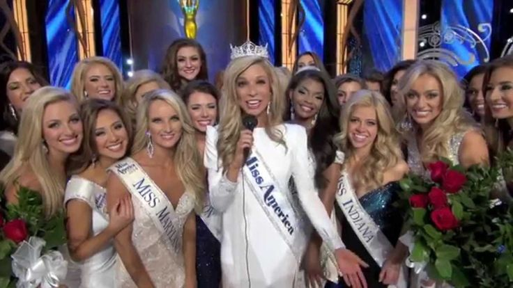 Follow Miss America 2015 Kira Kazantsev during her year of service!