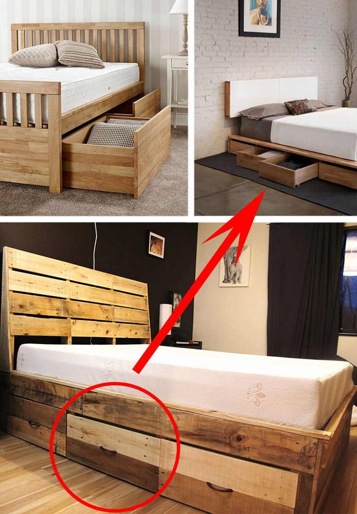 Top 9 Small Bedroom Storage Ideas | Small Bedroom Ideas | Small ...