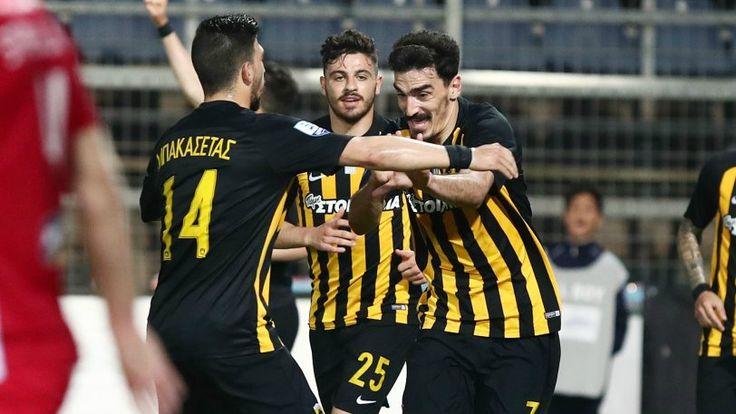 Πλατανιάς - ΑΕΚ 0-1 | Superleague | gazzetta.gr