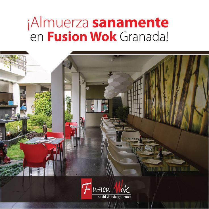 Avenida 9A 15A-30 Sede granada ( #Cali - #Colombia ) #restaurante #sushi #comidaoriental #granada #fusionwok #calico #sedegranada #fusionwok #restaurantefusion #wok #comidaoriental #gourmet #asiatico #experienciafusionwok