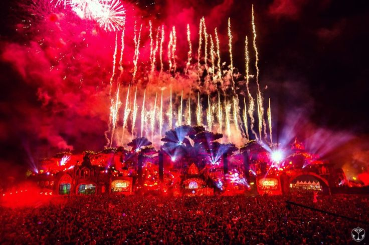 Tomorrowland – Live Today, Love Tomorrow, Unite Forever