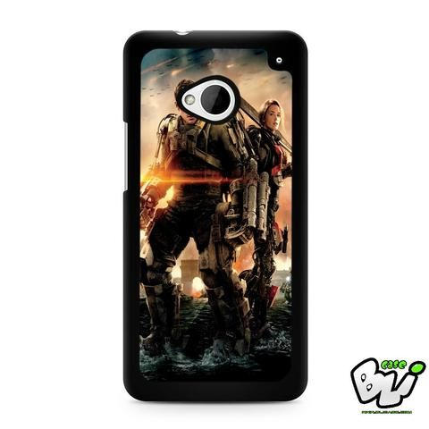 Edge Of Tomorrow Poster HTC G21,HTC ONE X,HTC ONE S,HTC ONE M7,HTC M8,HTC M8 Mini,HTC M9,HTC M9 Plus,HTC Desire Case