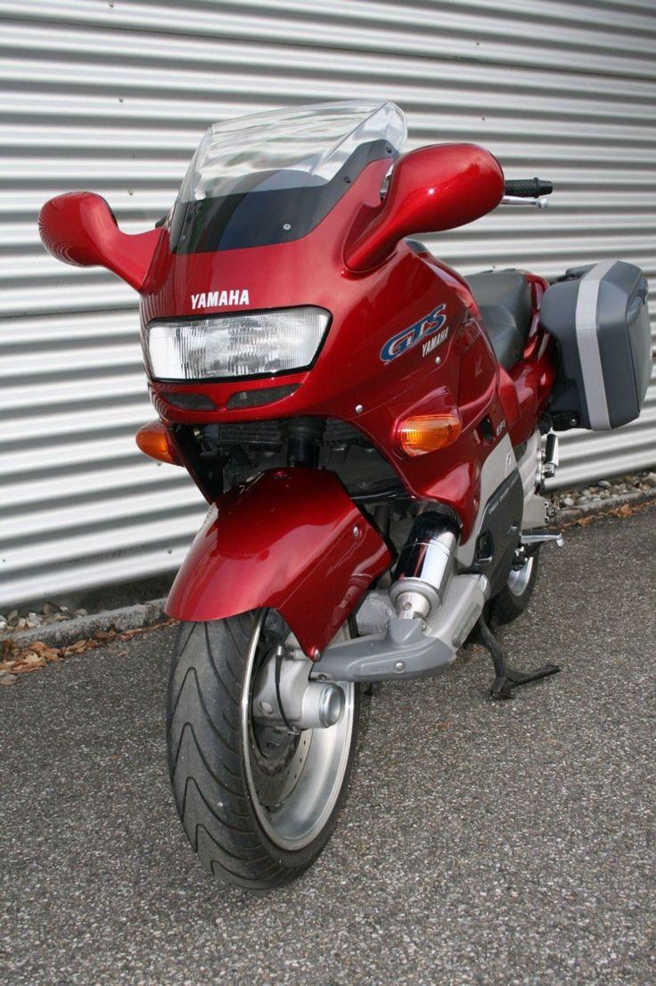 Moto Occasions acheter YAMAHA GTS 1000 inkl. Koffersatz