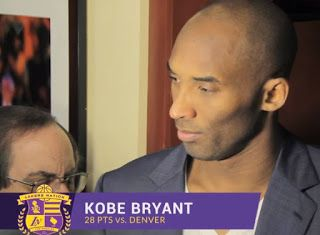 MY SPIZZOT: Kobe Bryant Speaks On The Passing Of Rap Legend Ph...