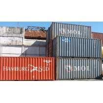 Containers Maritimos En Buen Estado! Varias Medidas!
