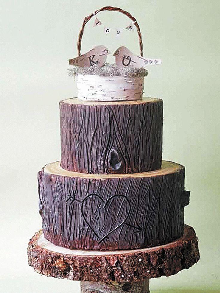 torta de bodas campestre - Buscar con Google