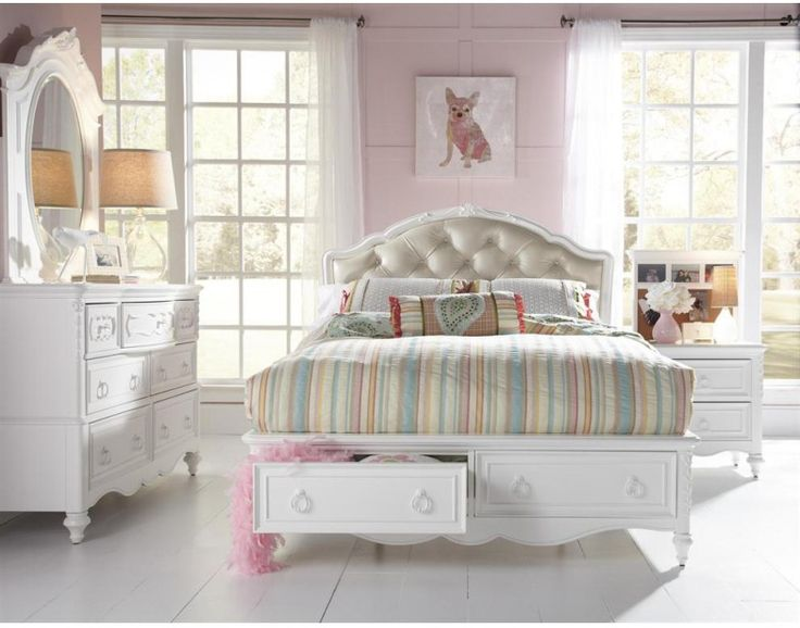 Shop For Sweetheart Full Upholstered Storage Bed, And Other Youth Bedroom  Beds At Star Furniture TX.