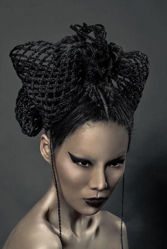 Hair by Daniel Yap, Tao of Hair & Keune Artistic Ambassador