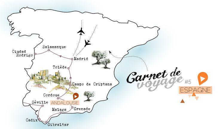 Road-trip en Espagne