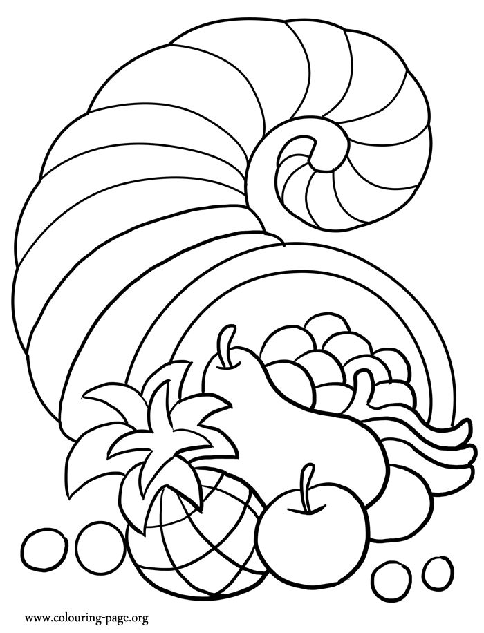 15 best holidays coloring pages images on pinterest | drawings ... - Thanksgiving Free Coloring Pages
