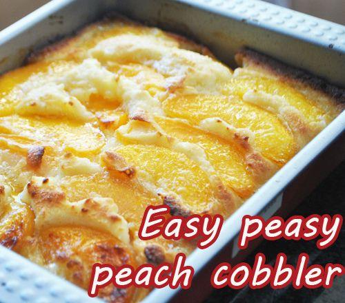 Quick and easy dessert recipe recipes pinterest for Quick and easy cake recipes
