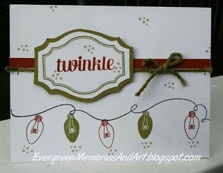 Evergreen Memories: Holiday Expressions Blog Hop