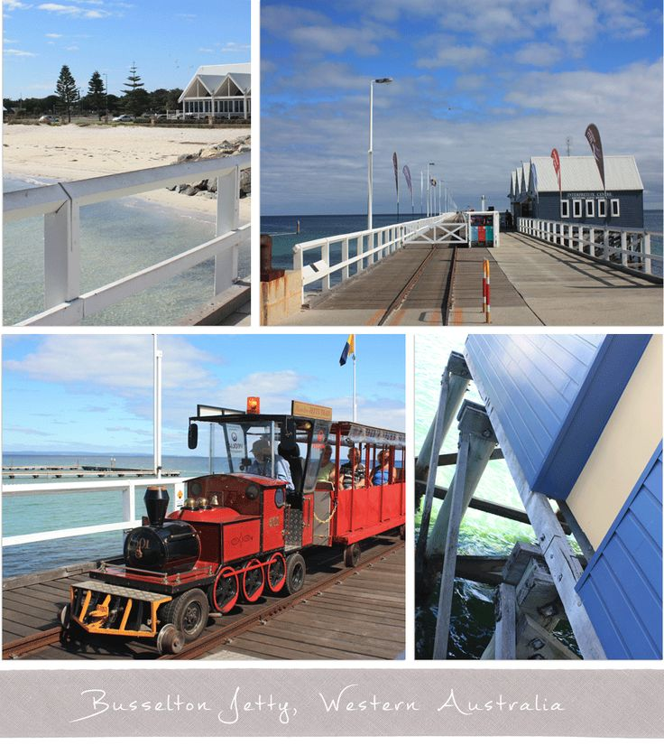 Busselton Jetty and Underwater Observatory Western Australia
