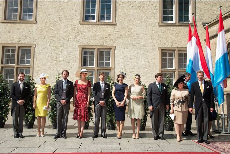 fete nationale luxembourg 2016