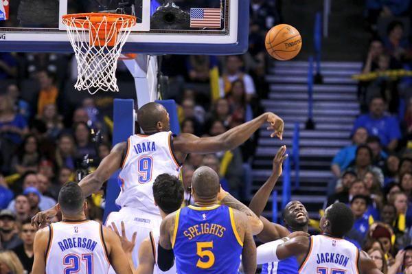 Live Coverage: Thunder vs. Warriors   News OK