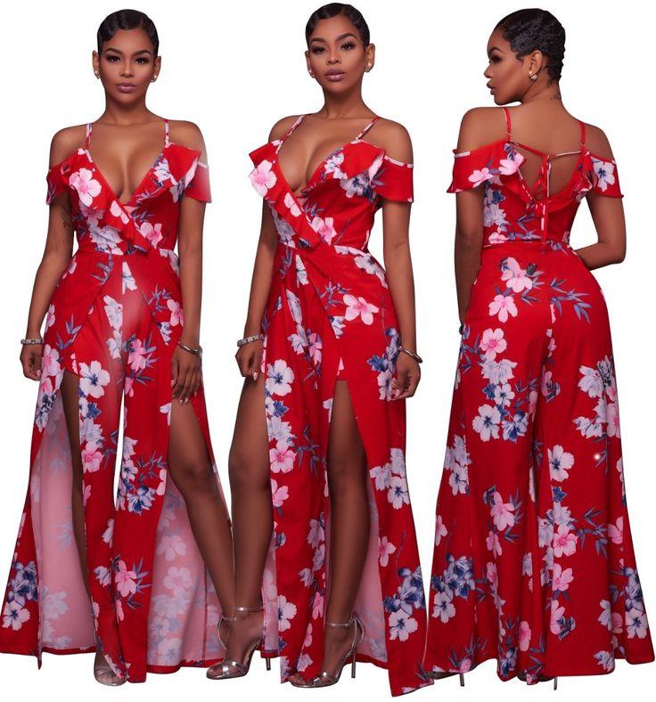 2017 Dashiki Traditional African Clothing  Set Women Africaine Print Bodycon Dress 8061