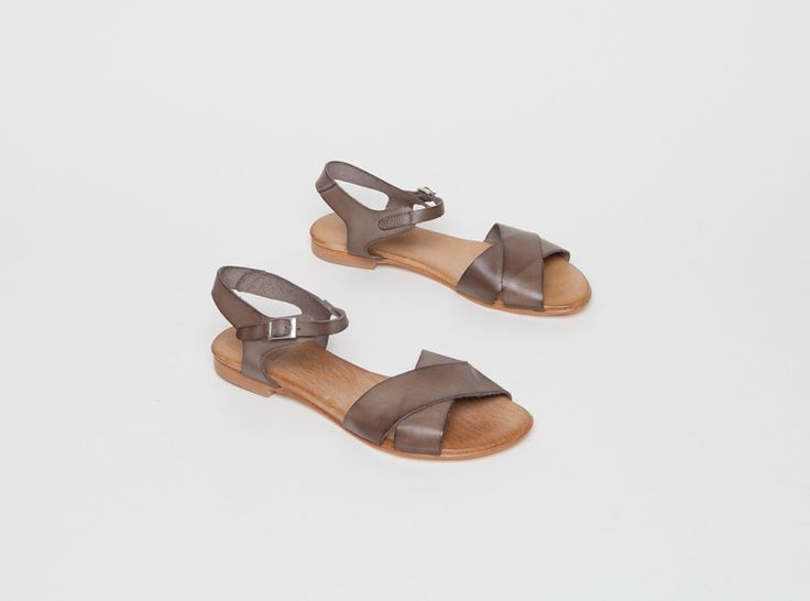 Sandals Berlinesa Dark Kaki