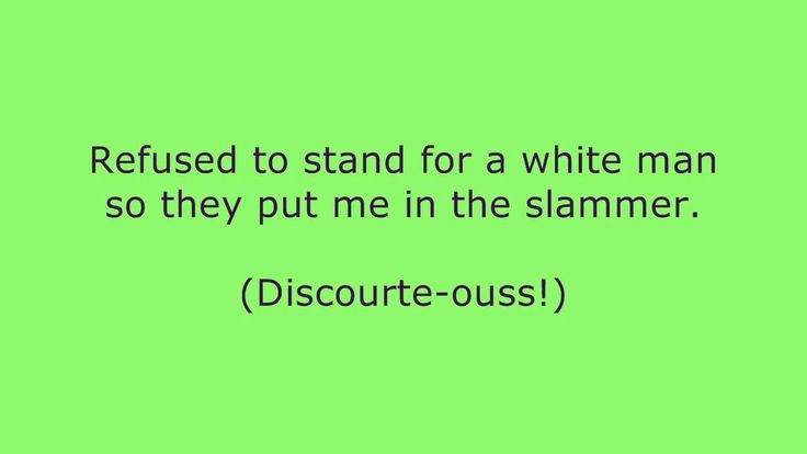 Horrible Histories Rosa Parks Equality song + Lyrics HD