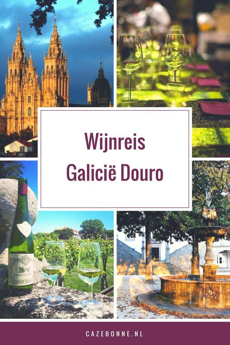 Galicië ligt in het uiterste noordwesten van Spanje, aan de Atlantische Oceaan en is één van de mooiste gebieden van het groene Spanje. Als wijngebied is het vooral bekend door de Rías Baixas wijn van de Albariñodruif. Deze wijnstreek loopt eigenlijk over in de Vinho Verde regio in Portugal. Vinho Verde is een licht koolzuurhoudende witte wijn. Historisch gezien een alledaagse wijn maar tegenwoordig worden er topwijnen geproduceerd.