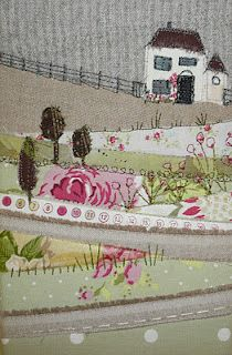 Jo Hill Machine Embroidery