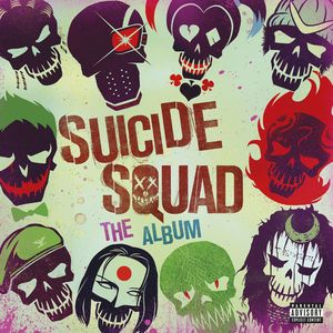 Suicide Squad: The Album/ Various [Explicit Content], Vinyl