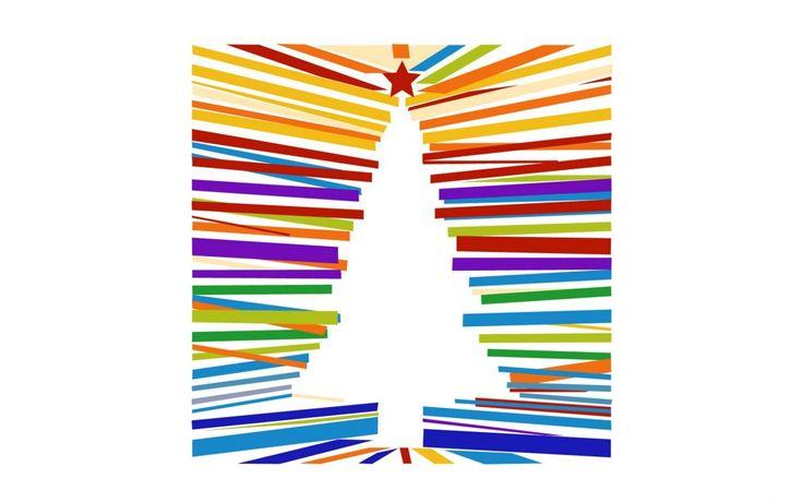 Jul vykort - gratis skrivbordsunderlägg: http://wallpapic.se/hog-upplosning/jul-vykort/wallpaper-3148