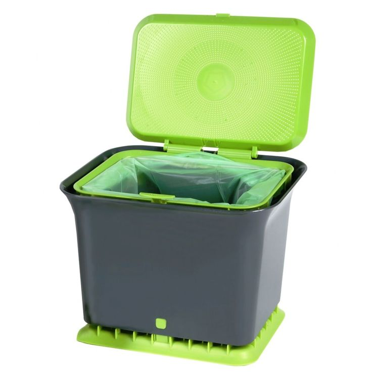 Home Depot: FC Composter 11.25x8x9 Inch Greenslate $29.89
