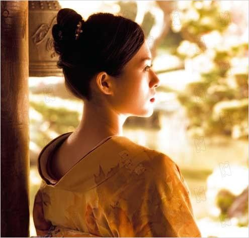 Mémoires d'une geisha (2006)  Rob Marshall  Photo, Zhang Ziyi