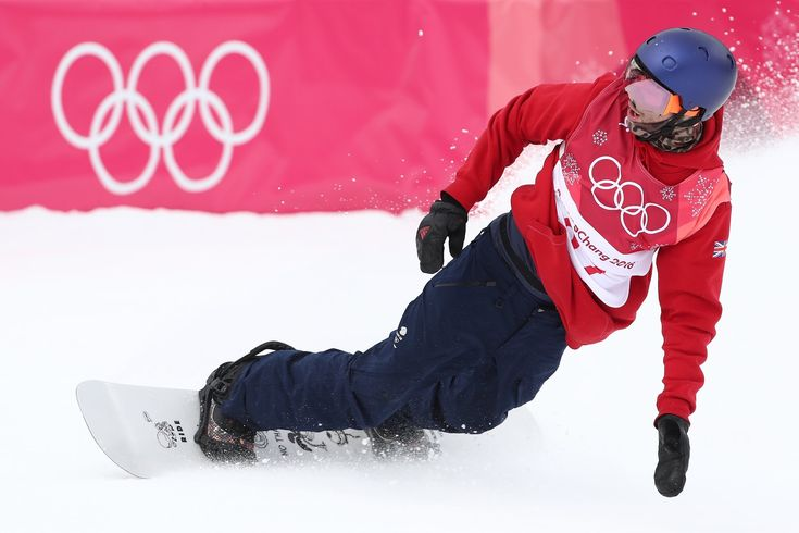 February 24 2018 - Billy Morgan wins bronze in big air snowboarding to record Team GB's fifth medal in PyeongChang - their most successful ever Winter Olympics medal haul