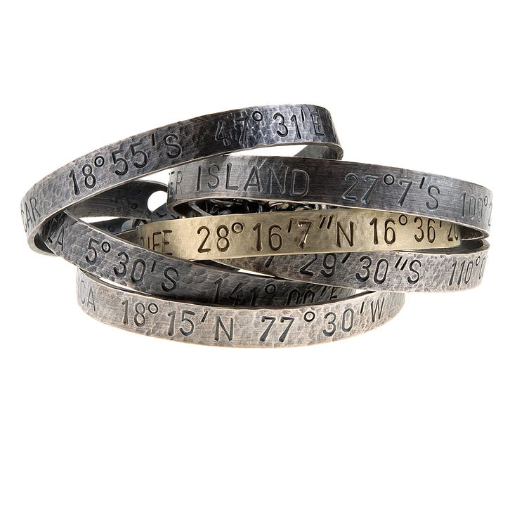 Bracelets from REVOLT collection by Anna Orska.