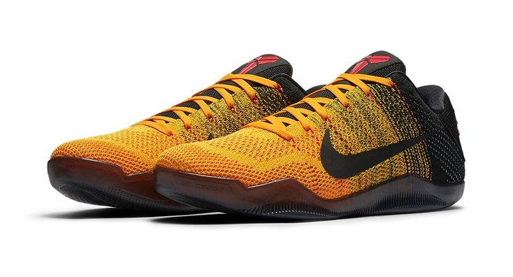 Official Images Of The Nike Kobe 11 Bruce Lee | Kobe 11, Kobe and Mens  fashion shoes