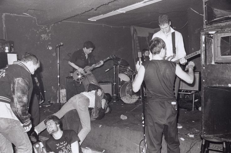 Husker Du, 1981