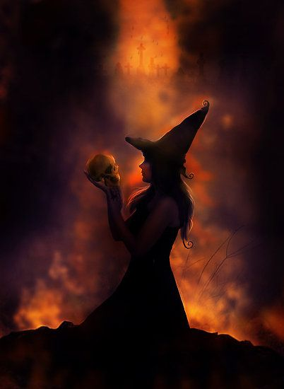 <><> Witch * Skull <><>