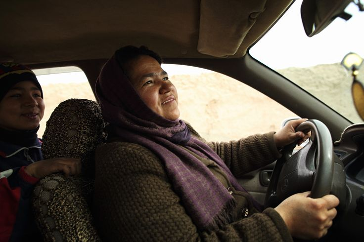 Some men condemn Sara Bahayi's job. Her mother fears she'll be killed. But she wants to support her family.