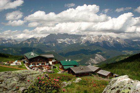 Fageralm Hill Hike : Schladming-Dachstein
