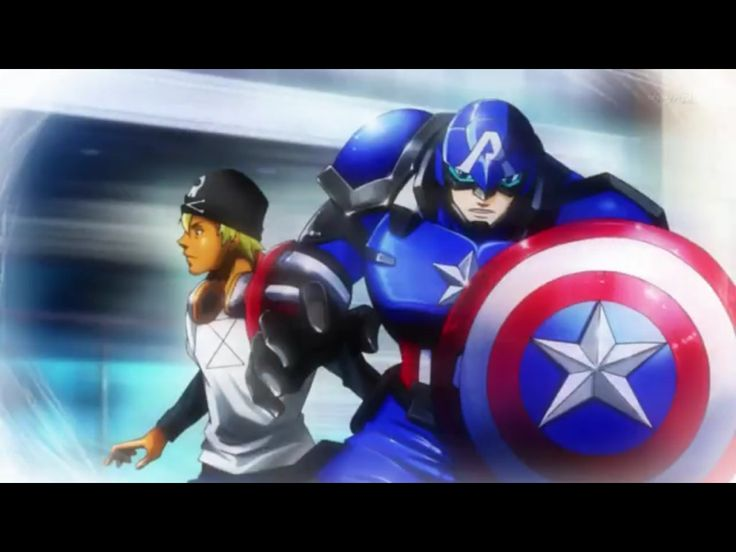 Avengers earth mightiest heroes intro latino dating 9